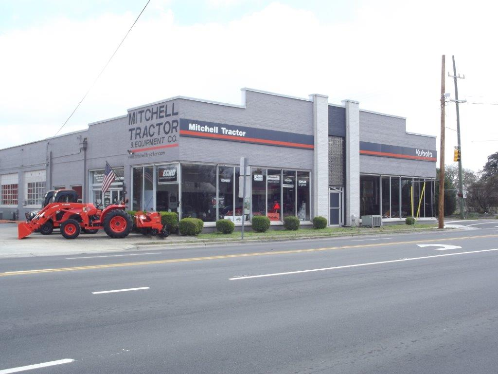 Mitchell Tractor Equipment and Co Location