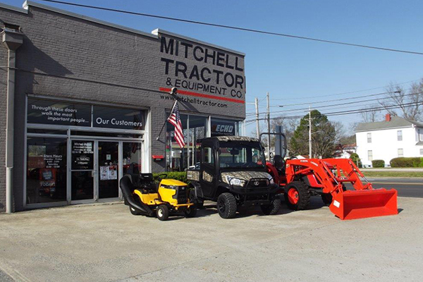 Mitchell Tractor Location