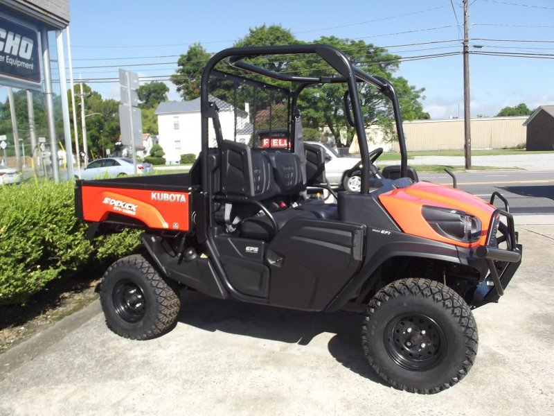 The All New Gas-Powered RTV-XG850 Sidekick