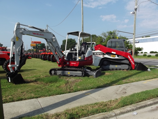 TAKEUCHI ANNOUNCES MITCHELL TRACTOR AS NEW DEALER